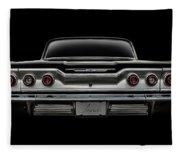 '63 Impala Fleece Blanket