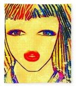 Eliane  Fleece Blanket
