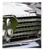 Chevy Impala Fleece Blanket