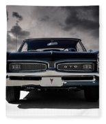 '67 Gto Fleece Blanket