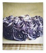 Cake Fleece Blanket