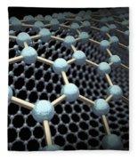 Carbon Nanotube Fleece Blanket