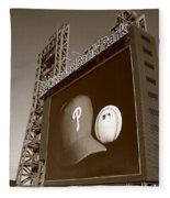 Citizens Bank Park - Philadelphia Phillies Fleece Blanket