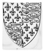 Edward IIi (1312-1377) Fleece Blanket