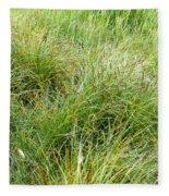 Grasses Fleece Blanket