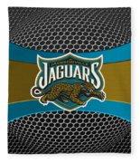Jacksonville Jaguars Fleece Blanket