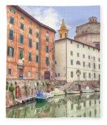 Livorno Fleece Blanket