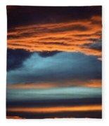 Nevada Skies Fleece Blanket