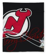 New Jersey Devils Fleece Blanket