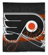 Philadelphia Flyers Fleece Blanket