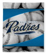 San Diego Padres Fleece Blanket