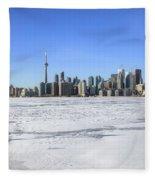 Toronto Fleece Blanket