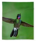Tourmaline Sunangel Fleece Blanket