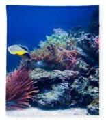 Underwater Life Fleece Blanket