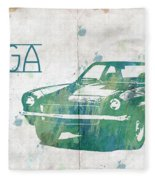 71 Vega Fleece Blanket