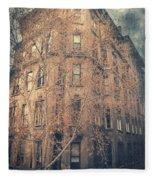 7th Floor Fleece Blanket