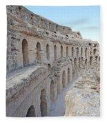 Amphitheatre Fleece Blanket