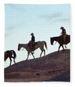 Cowboys Fleece Blanket