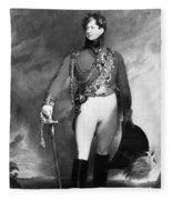 George Iv (1762-1830) Fleece Blanket