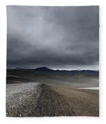 Iceland Fleece Blanket