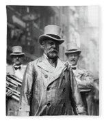 John Philip Sousa (1854-1932) Fleece Blanket