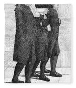 John Wesley (1703-1791) Fleece Blanket