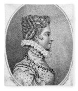 Lady Jane Grey (1537-1554) Fleece Blanket