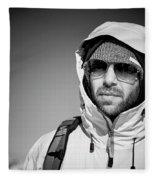 Mountaineering Fleece Blanket