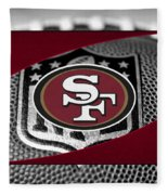 San Francisco 49ers Fleece Blanket