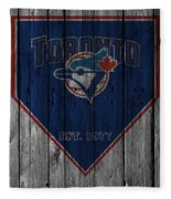 Toronto Blue Jays Fleece Blanket