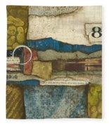 8th Before The Nineth Moon Fleece Blanket