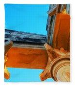 Apollo Sanctuary - Cyprus Fleece Blanket