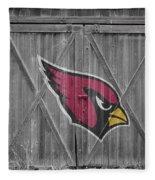 Arizona Cardinals Fleece Blanket