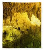 Carlsbad Cavern Fleece Blanket