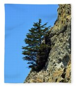Devil's Slide Hike Fleece Blanket