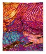 Myrmekite Fleece Blanket