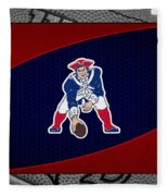New England Patriots Fleece Blanket