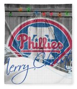 Philadelphia Phillies Fleece Blanket