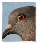 Rock Dove Fleece Blanket