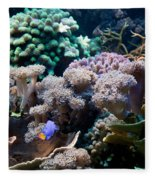 Underwater Life Fleece Blanket
