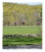 A Beautiful Landscape Fleece Blanket