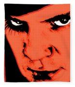 A Clockwork Orange Malcolm Mcdowell Fleece Blanket