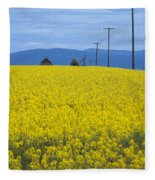 A Country Mile Fleece Blanket