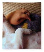 A Dream Of Reaching The Top Fleece Blanket