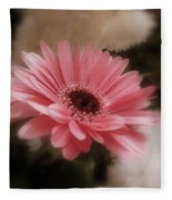 A Flower For Brooke Fleece Blanket
