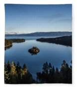 A Generic Photo Of Emerald Bay Fleece Blanket