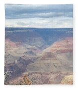A Grand Canyon Fleece Blanket