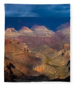 A Grand View Fleece Blanket