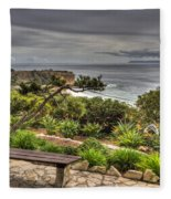 A Grand Vista Fleece Blanket