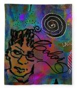 A Healing Potion Called Color Fleece Blanket